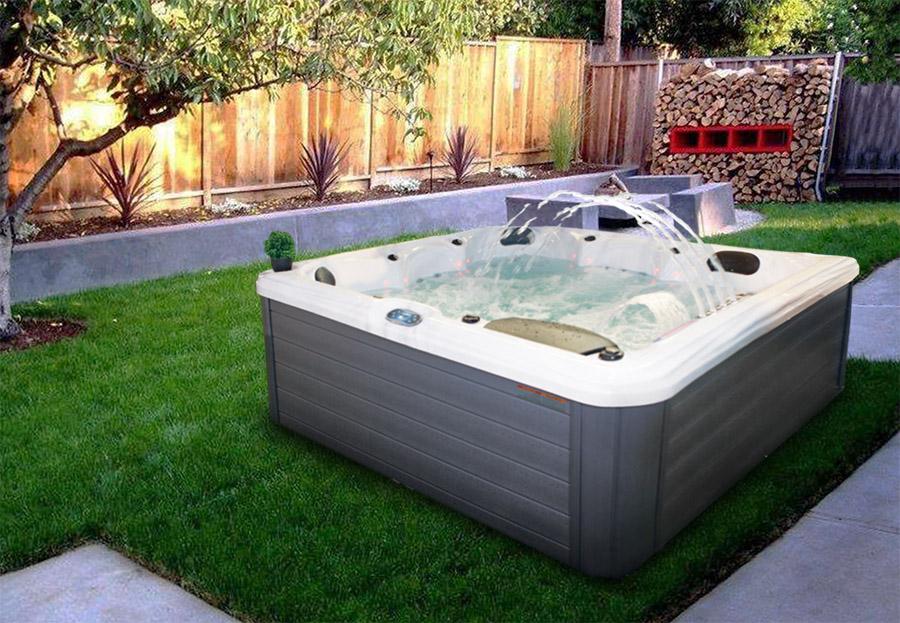 Orca Leisure | Swan Boro Hot Tub Lifestyle